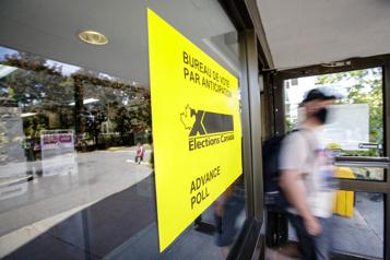 Les jeunes caquistes invitent les jeunes à voter, peu importe le parti)