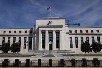 Réserve fédérale américaine L'économie se reprend, mais il est encore trop t?t pour agir)