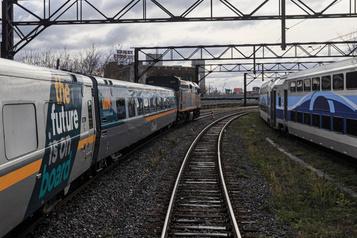 Le train de Mascouche jusqu'à la gare Centrale sans correspondance dès janvier
