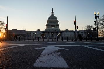 Procès en destitution de Trump: mardi glacial au Capitole