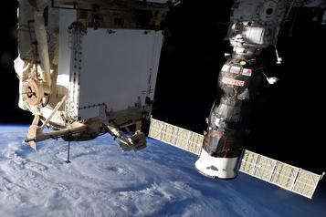 Pannes en série sur le segment russe de l'ISS, Moscou se veut rassurant)