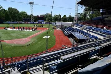 Ligue Frontier de baseball Un partenariat avec le baseball majeur qui réjouit les équipes du Québec)