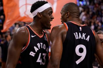 Un 12e gain de suite pour les Raptors