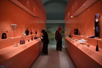 Une exposition sur les sacs au Victoria and Albert Museum)