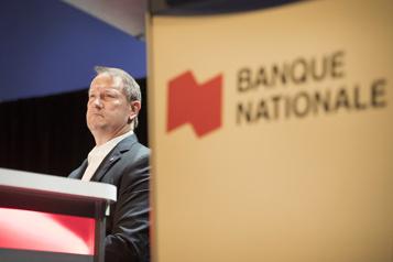 Banque Nationale 8,3millions pour Louis Vachon)