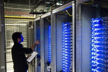 Bell Canada vend 25centres de données à Equinix pour 1milliard)