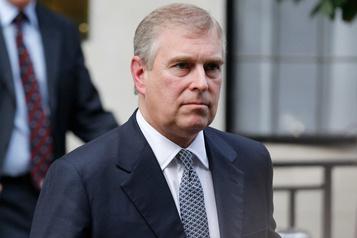 «Aucune coopération» du prince Andrew dans l'enquête sur Jeffrey Epstein