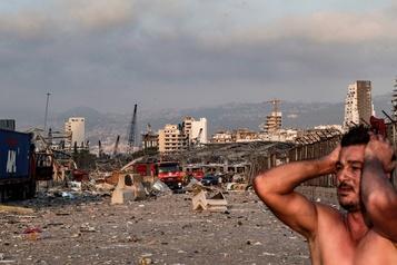 Deux énormes explosions font 73morts et 3700blessés à Beyrouth)