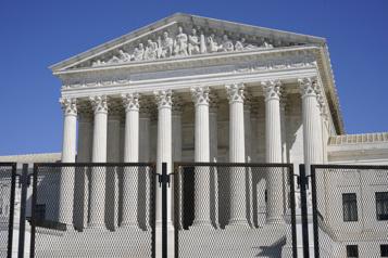Premier pas de Joe Biden vers une réforme de la Cour suprême)