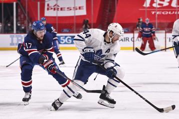 Les Leafs veulent entrer en séries du bon pied)