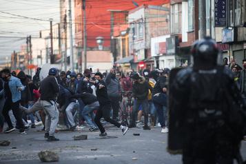 Colombie: 11 morts lors d'émeutes après une bavure policière)