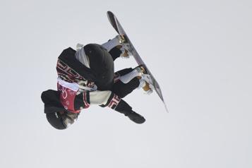 Surf des neiges Laurie Blouin se qualifie pour la finale à Laax)