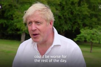 Le gouvernement britannique dévoile un plan de lutte contre le surpoids)