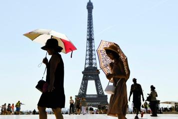 La France prévoit que 50millions de visiteurs étrangers viendront visiter le pays cet été)