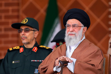 L'Iran souhaite la disparition d'Israël, pas du peuple juif, dit Khamenei