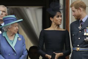 Les Anglais n'aiment pas la série The Prince)