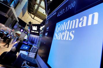 Goldman Sachs enregistre un troisième trimestre mitigé