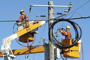 Hydro et la Régie de l'énergie:pas d'amendements