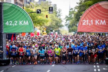 Marathon de Montréal : retard en raison d'un manque d'effectifs