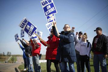 Salariés frustrés et épuisés Une vague de grèves secoue les États-Unis