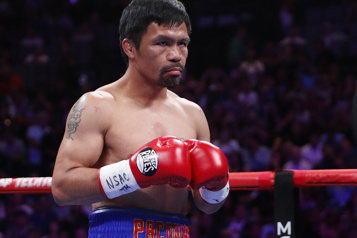 Boxe Manny Pacquiao affrontera Errol Spence le 21août)