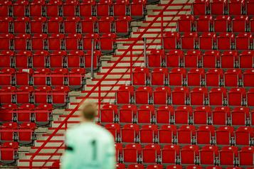 Soccer: 10% des gradins ouverts au public en Russie)