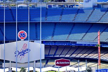 MLB: 640000$ de pertes par match à huis clos)