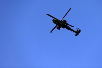 Écrasement d'un hélicoptère au Sinaï: huit morts)