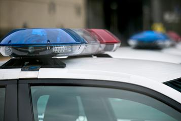 Un motocycliste se tue près de Victoriaville
