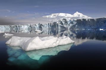Le déclin desglaciers antarctiques «irréversible» )