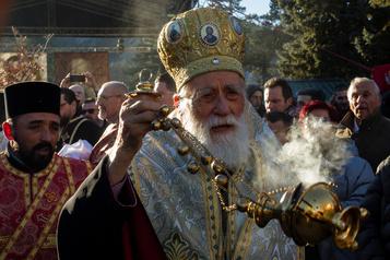 Le Noël divisé d'orthodoxes du Monténégro)