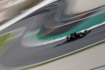 F1: «Retrouver la piste envoie un excellent signal»)