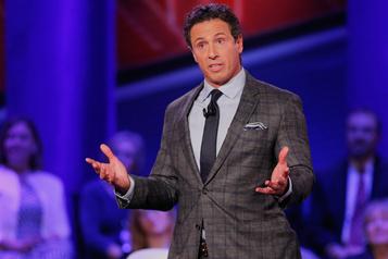 Le présentateur de CNN Chris Cuomo atteint du coronavirus