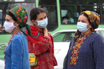 COVID-19: l'OMS va examiner des échantillons au Turkménistan)