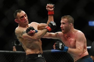 L'UFC reprend ses combats à huis clos)