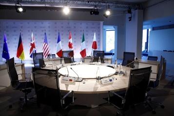 Le Royaume-Uni organise le prochain Sommet du G7 du 11 au 13juin)