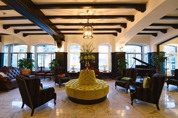 L'hôtel Clarendon renaît