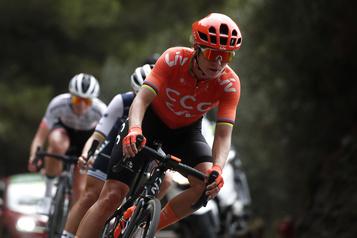 Giro Rosa: Marianne Vos gagne la cinquième étape)