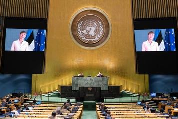 L'Organisation des Nations unies: 75ans, pas toutes ses dents… )