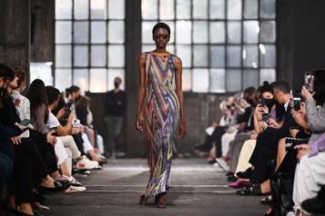 Fashion week de Milan Les corps libres de Prada et Missoni)