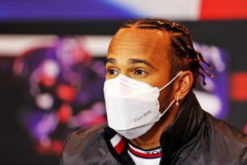 Grand Prix d'Émilie-Romagne Lewis Hamilton en découdra de nouveau avec Max Verstappen)