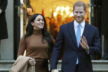 Trump s'en prend à Meghan Markle, souhaite «bon courage» au prince Harry)