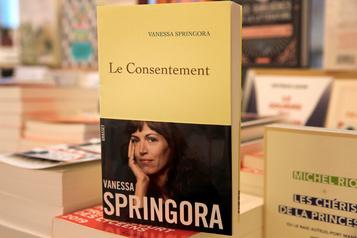 France: Le consentement en 4e place des meilleures ventes