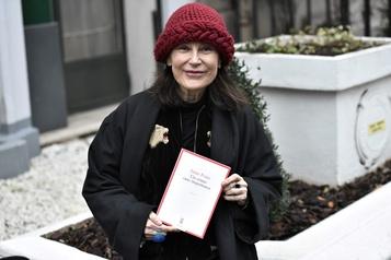 Irène Frain remporte le prix Interallié)