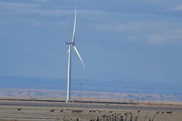 Innergex achète six parcs éoliens en Idaho)