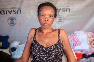 Après le séisme, les Haïtiennes encore plus vulnérables)