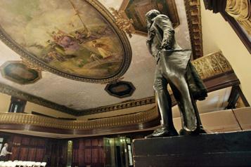 Esclavage La statue de Jefferson bientôt retirée à la mairie de NewYork
