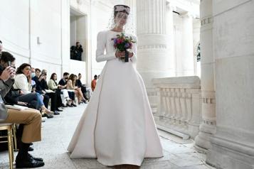 La mariée était en Chanel)