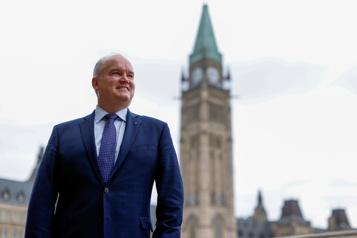 Les coffres du Parti conservateur du Canada débordent)