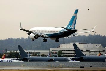 Problème électrique sur le 737 MAX La FAA lance un audit chez Boeing)